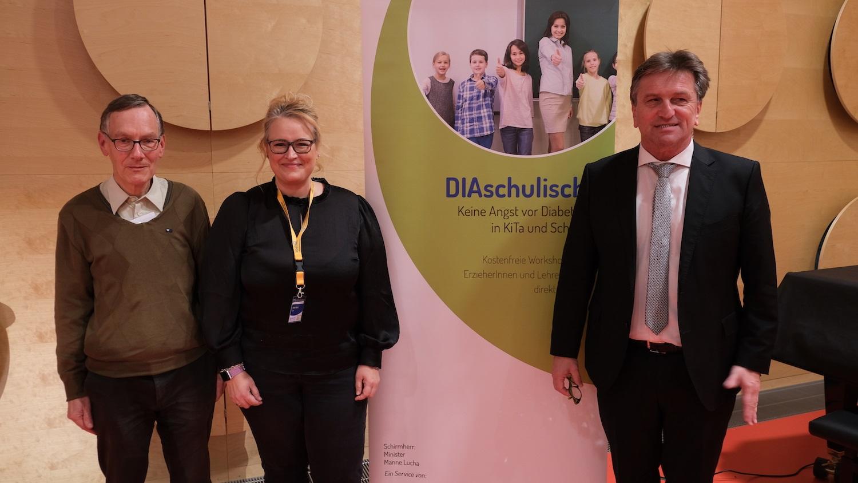 Hauptveranstaltung zum WDT am 14. November 2019 in Stuttgart